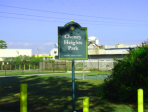 Cheney Heights Park