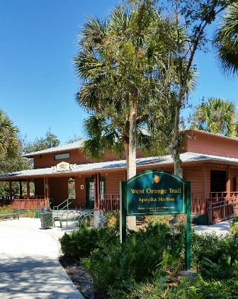 West Orange Trail: Apopka Station