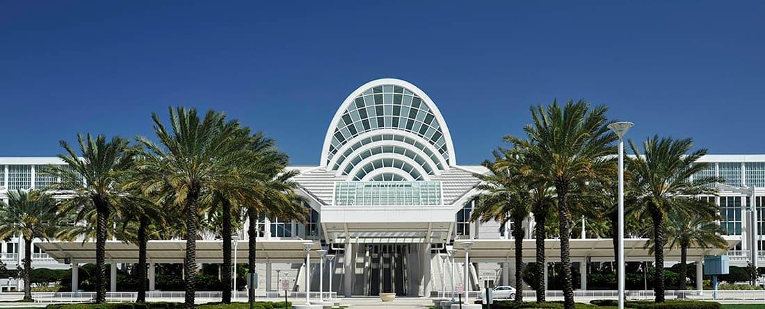Centro de Convenciones del Condado de Orange
