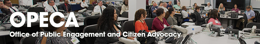 Office of Public Engagement and Citizen Advocacy