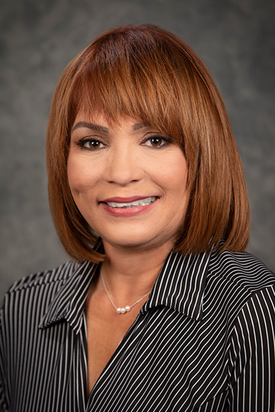 Commissioner Maribel Gomez Cordero portrait