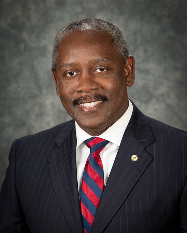 Retrato del Alcalde Demings