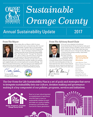 2017 Sustainability Progress Highlights