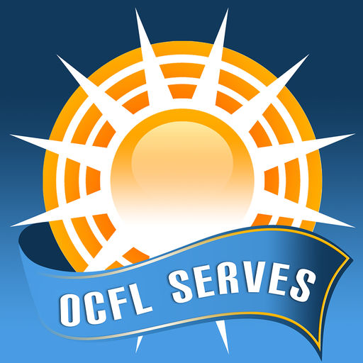 Logotipo de OCFL Serves