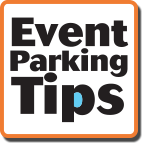 Event Parking Tips