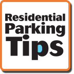 Residential Parking Tips