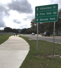 Pine Hills Trail, Phase 1